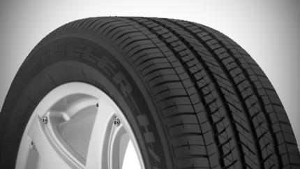 Bridgestone Dueler Highway Luxury 400 banden